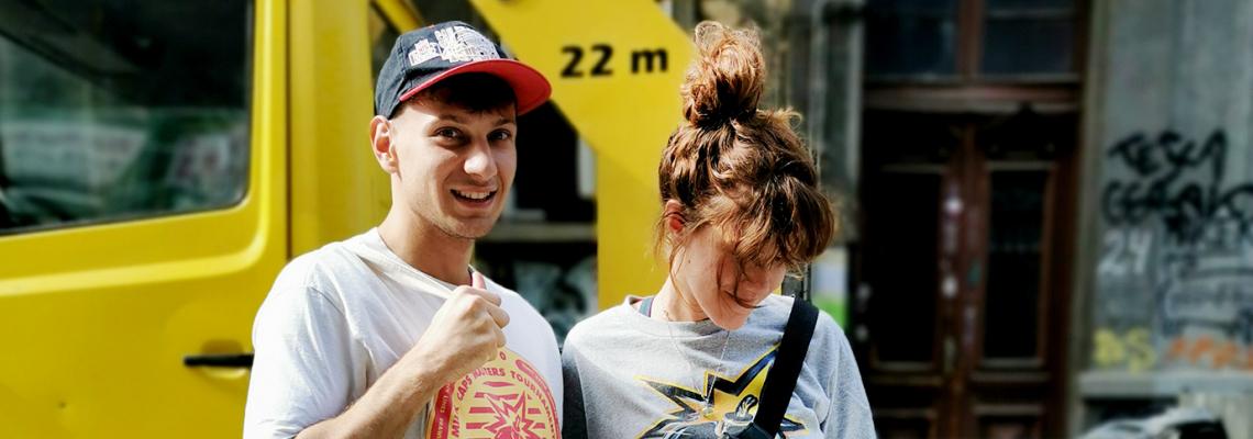 Sofia Street Style: Даниела & Филип - винаги двама, винаги