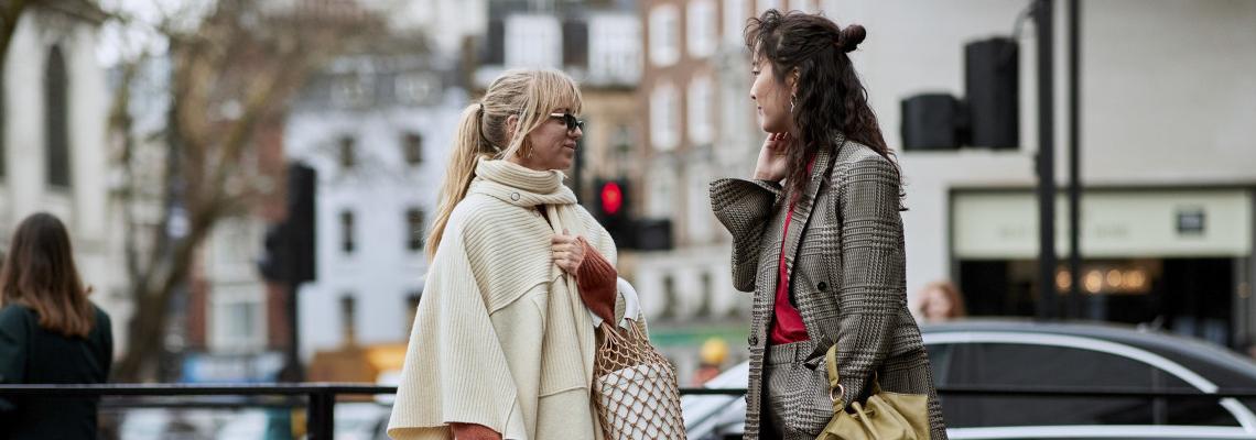 Street Style: London Fashion Week и 10-те топ тенденции оттам