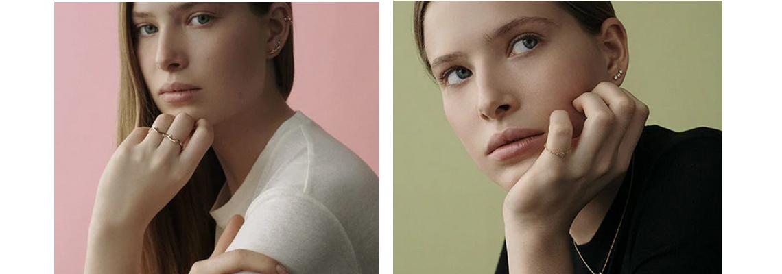 Кой как избра да се рекламира: Кара Делевин за бижутата Dior