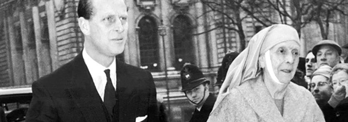Истории от живота: Алис Батенберг, майката на принц Филип