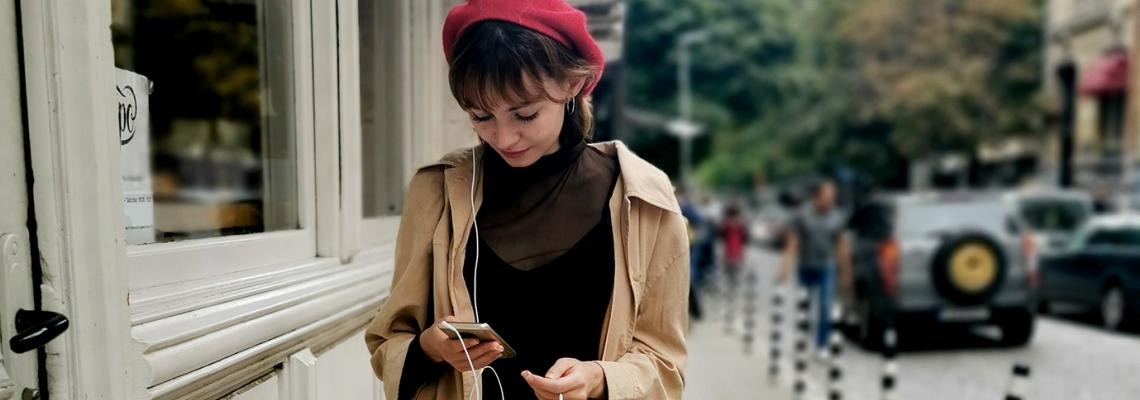 Sofia Street Style: Дара пред Даро