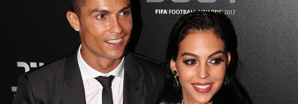 Възход за любимата на Роналдо, отново стана рекламно лице