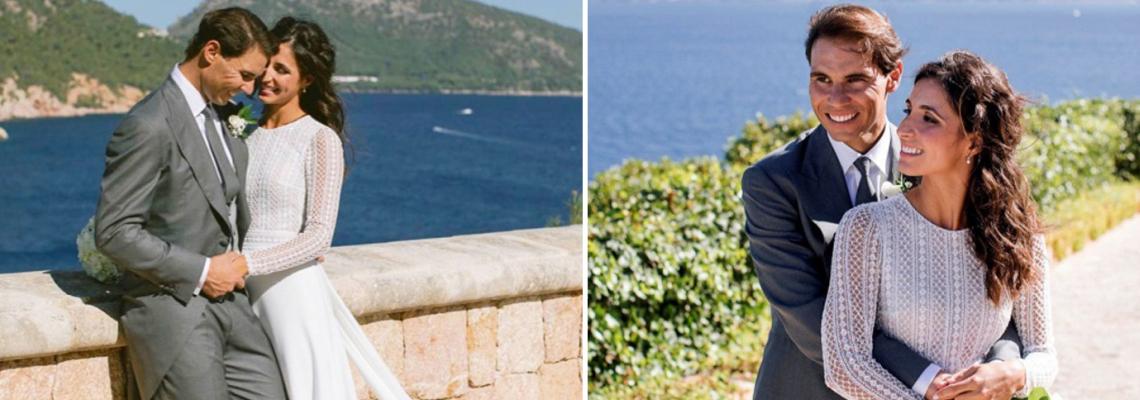 Дадохме и него: сватбата на Рафаел Надал