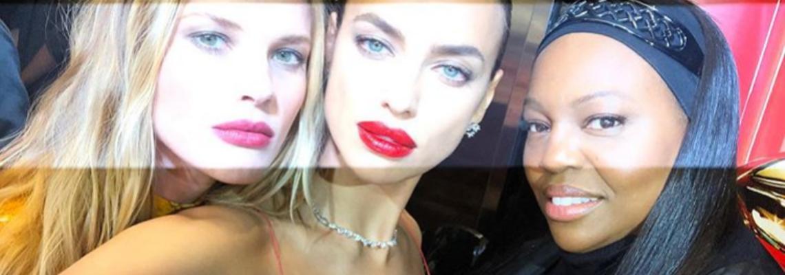 Beauty Екстаз в понеделник: Алените устни на Ирина, маникюрът на Марк Джейкъбс & още