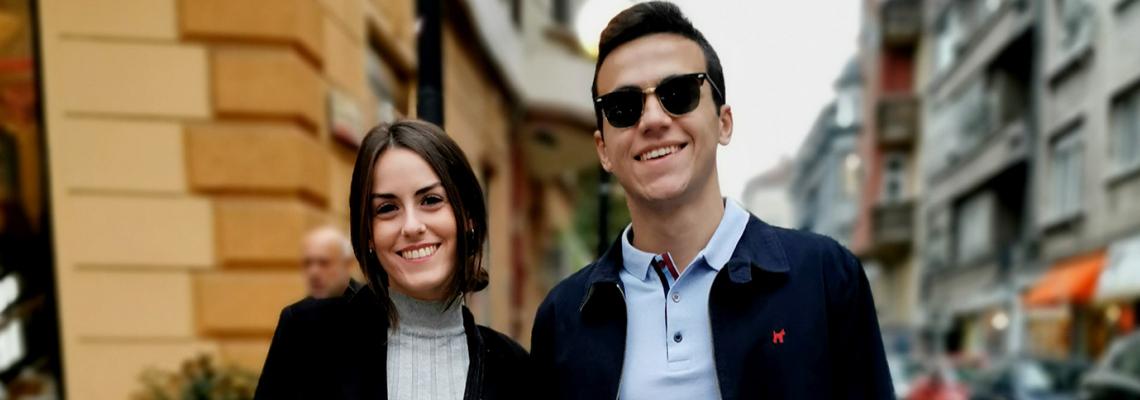 Sofia Street Style: #imsoinlove сряда