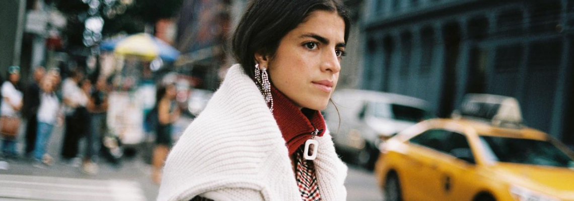 Fashion Starter: Леандра Медин Коен в 5 модни принципа
