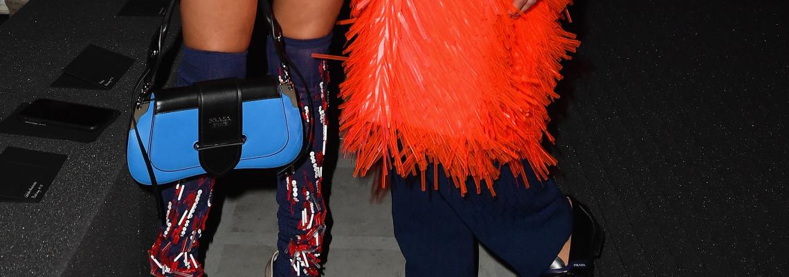 Всички носят: Sidonie, любимката на Миуча Прада