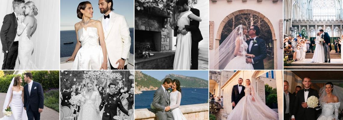 2019 WEDDINGS: Дъщерята, сина, сестрата на... кой с кого