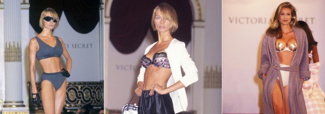 Миналото: първото шоу на Victoria's Secret