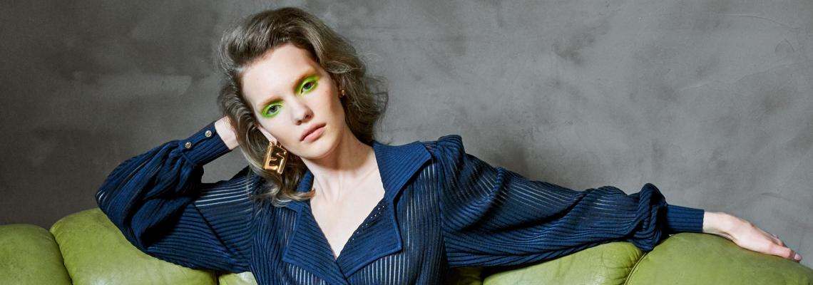 В свят на тенденции, изберете класиката на Fendi