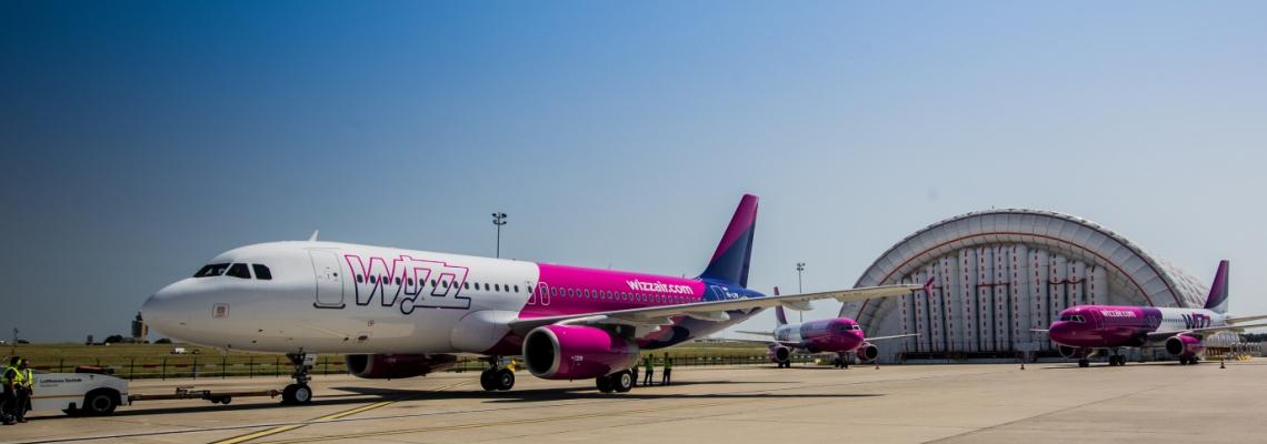 Wizz Air пуска директни полети София - Санкт Петербург, stay tuned!