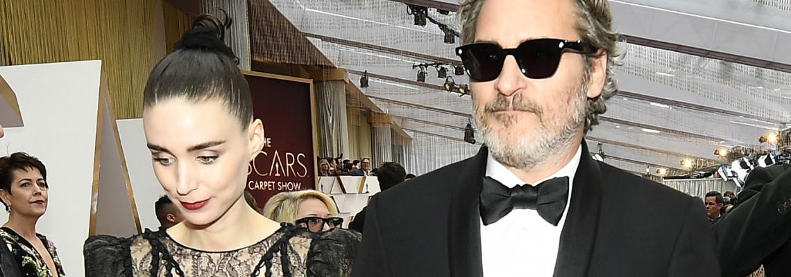 Oscars 2020: влюбени до уши х28