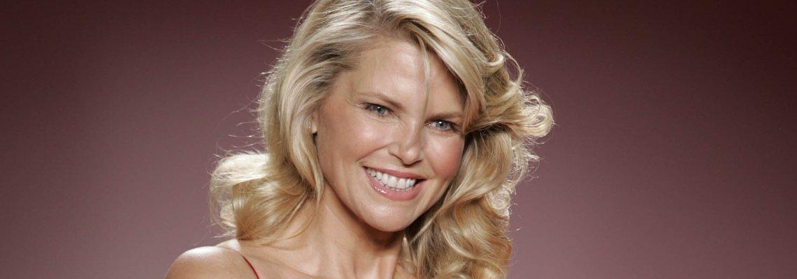 Beauty Starter: Кристи Бринкли, на 66 като на 33