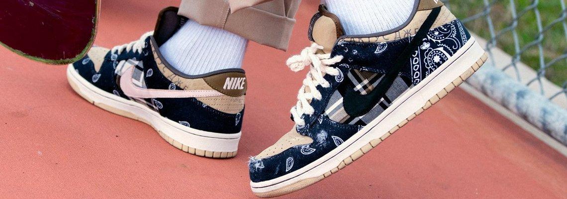 We love: Travis Scott x Nike SB, мно-го яки
