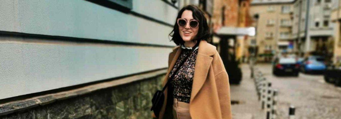 Sofia Street Style: Тя се казва(ше)...