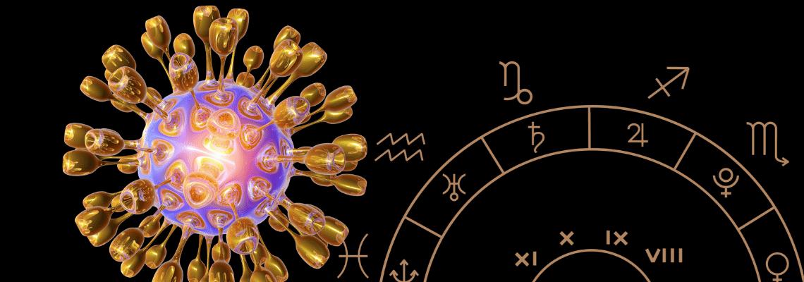 Астрологията за Коронавируса... to be continued?