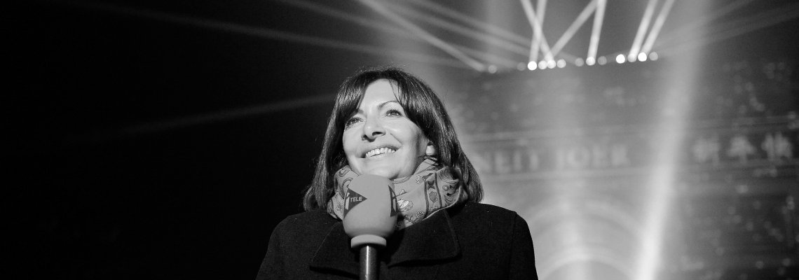 Коя е Ан Идалго, новият стар кмет на Париж