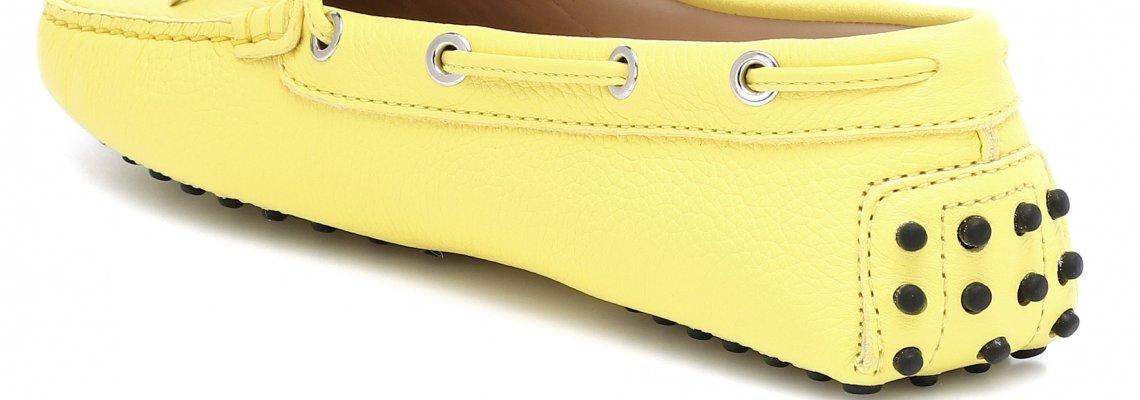 Eye-catching yellow