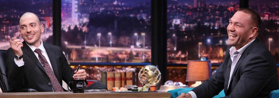 Николаос Цитиридис - сам в студиото си от тази вечер по bTV