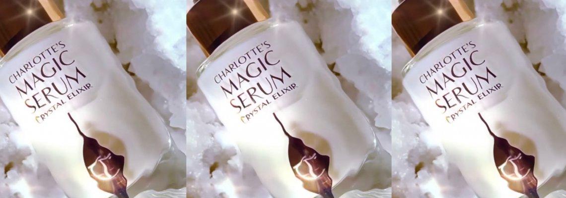 Какво ново: наистина магичният Magic Serum от Charlotte Tilbury