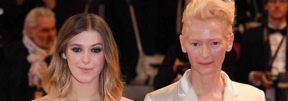 Запознайте се: Онър Суинтън-Бърн, актриса и дъщеря на Тилда Суинтън