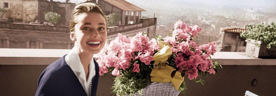 Миналото: красавиците и цветята в архивни кадри