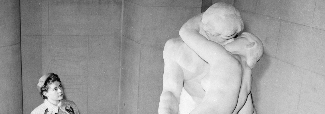 LOVE in art: най-романтичните произведения на изкуството