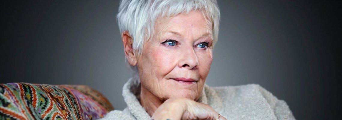 We love: Джуди Денч, 85, covergirl за милиони