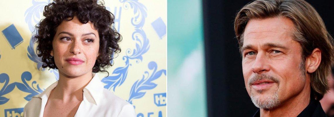 Запознайте се: Алия Шоукат, предполагаемата половинка на Брад Пит