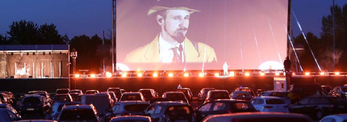 Стартират автокино и автоконцерт в София - PANDEMIC CAR CINEMA