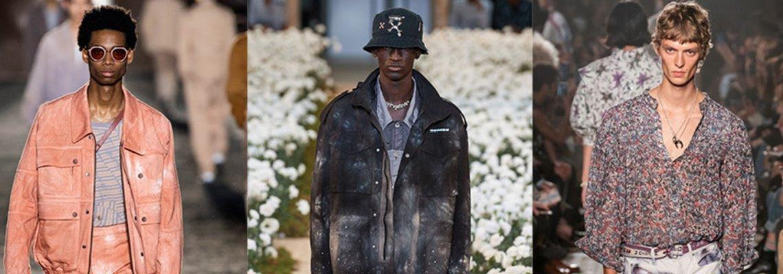 Много Моден Мъж: основните мъжки тенденции на Лято 2020