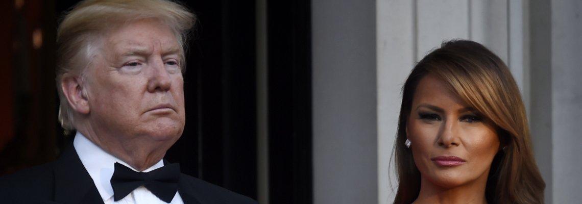 Разводът на Тръмп: колко ще получи Мелания, ако реши да напусне Белия дом (и президента)
