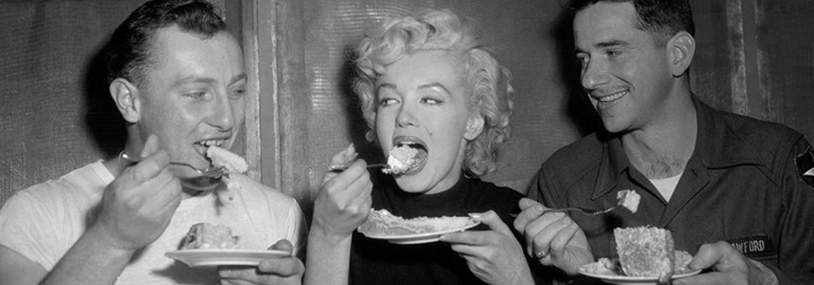 25 страхотни снимки на Мерилин, по случай ЧРД