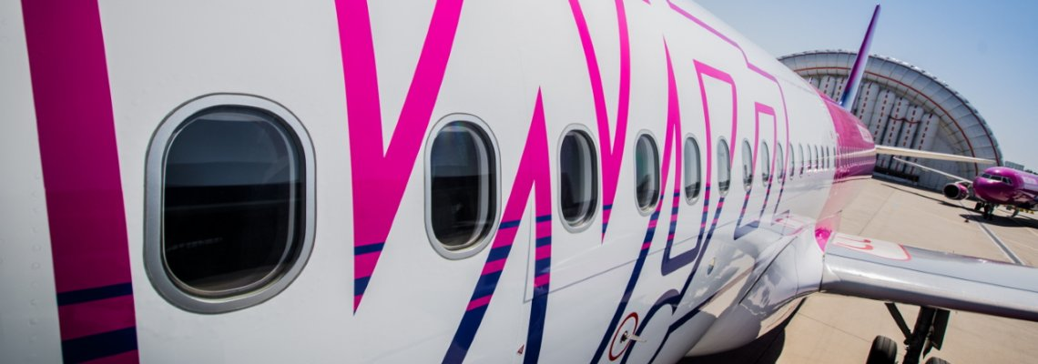 Wizz Air с 20% отстъпка за всички полети от и до България