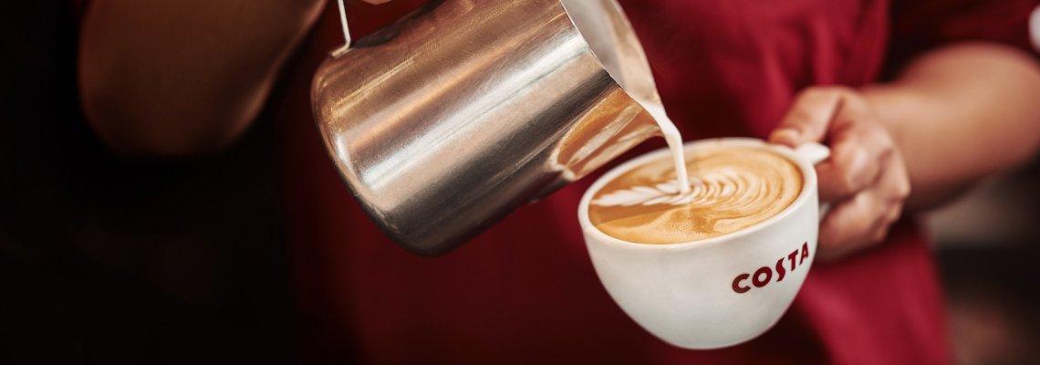 Кока-Кола ХБК България лансира страхотния вкус на Costa Coffee на българския пазар