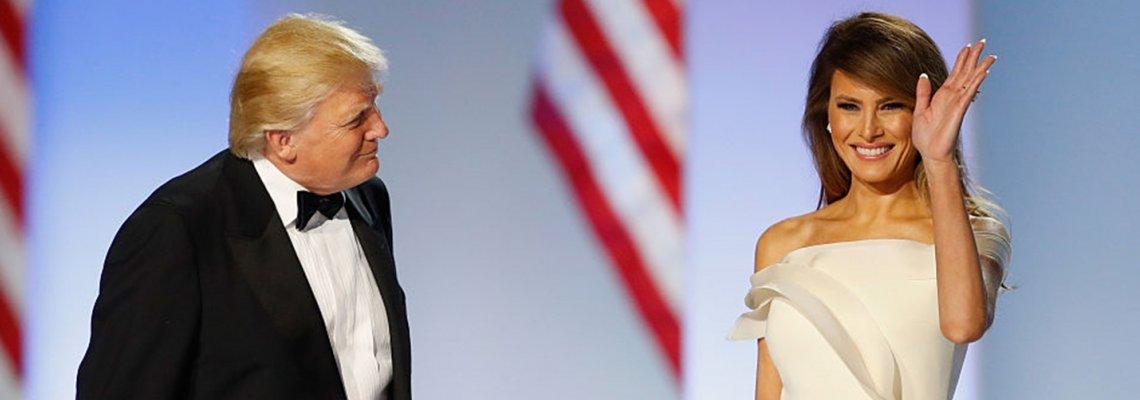 Как ЧРД на Доналд Тръмп стана повод да се потвърдят проблемите в брака с Мелания