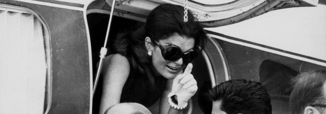 Роуз Кенеди Шлосберг, копие на баба си Джаки