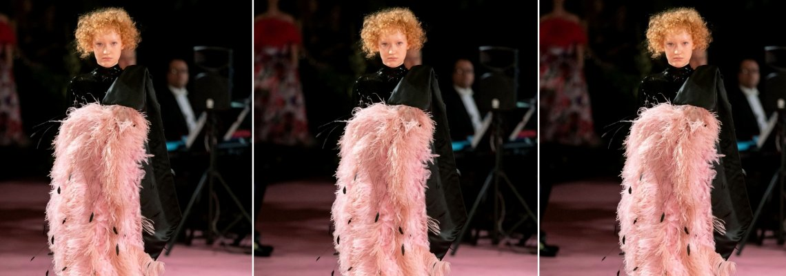 Trend Report: Feather Frocks