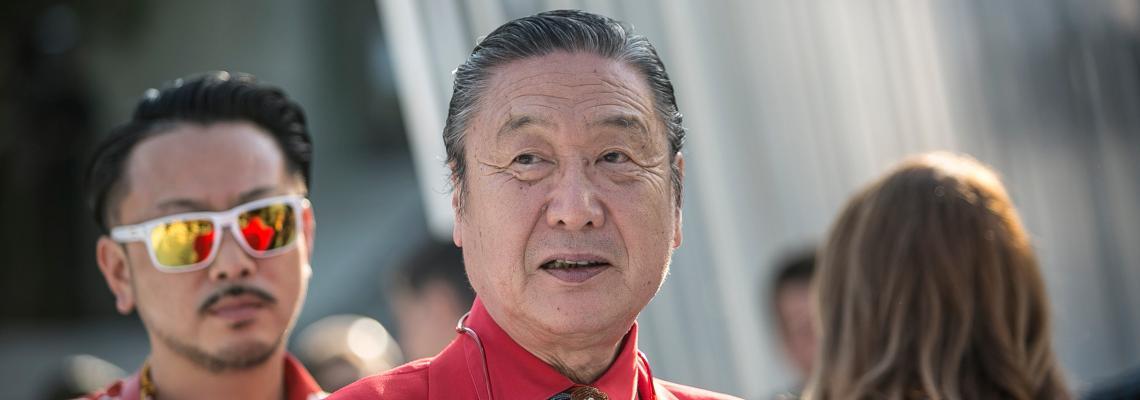 Почина Кансай Ямамото, създателят на най-знаковите костюми в кариерата на Дейвид Боуи
