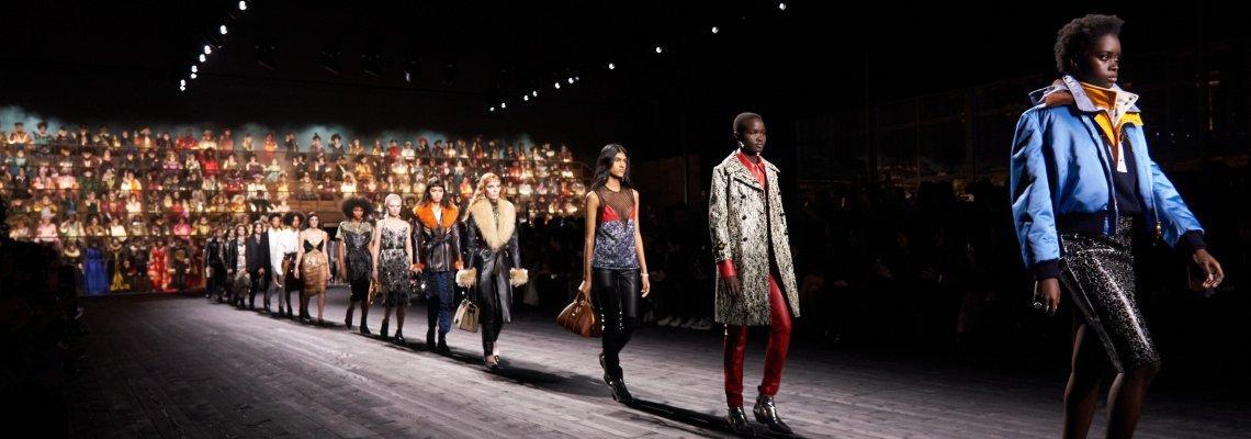 Кой как избра да се рекламира: музите на Louis Vuitton