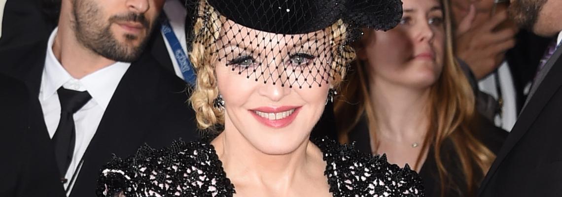 Мадона на 62: от
