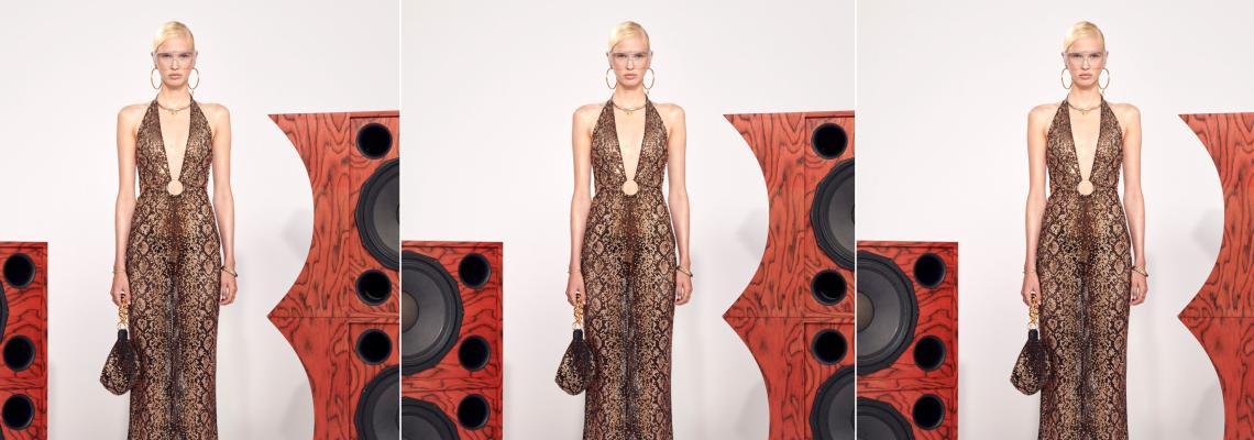 Оптимистичното бъдеще на Versace