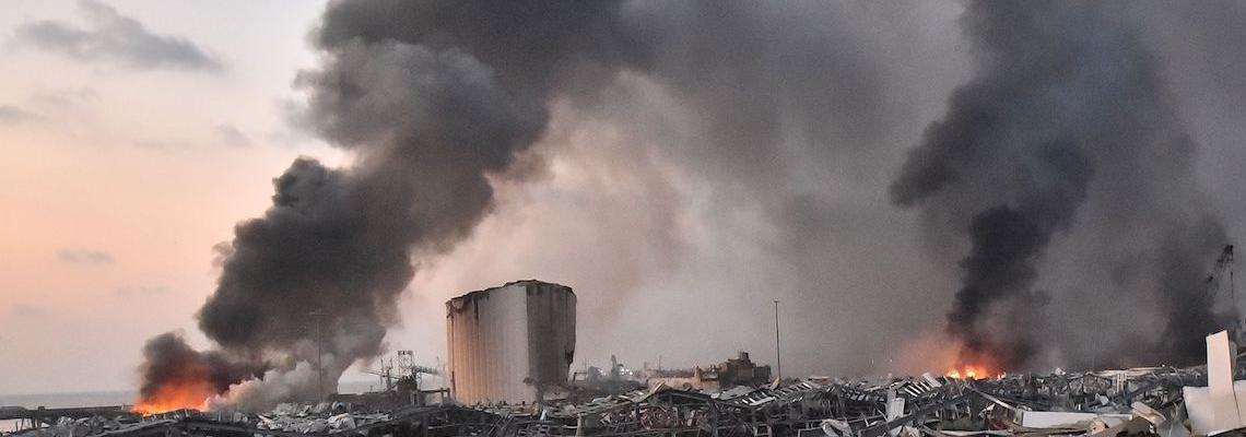 7 начина, по които можем да помогнем на пострадалите в Бейрут