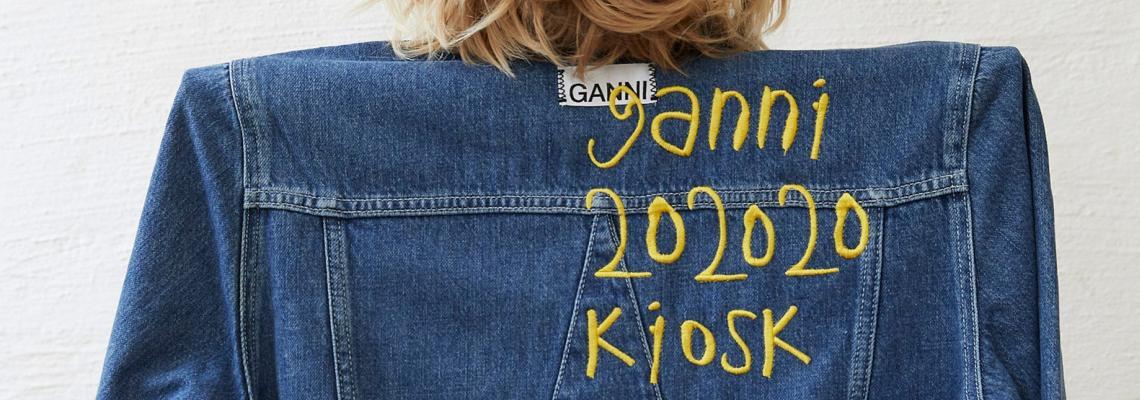 We love: колаборацията на Ganni и Levi's, която не можем да купим, но можем да наемем