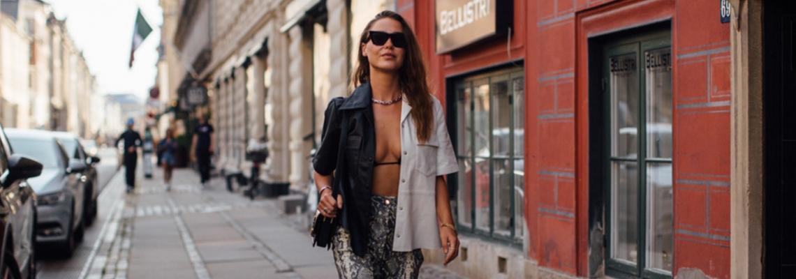Street Style: Седмицата на модата в Копенхаген