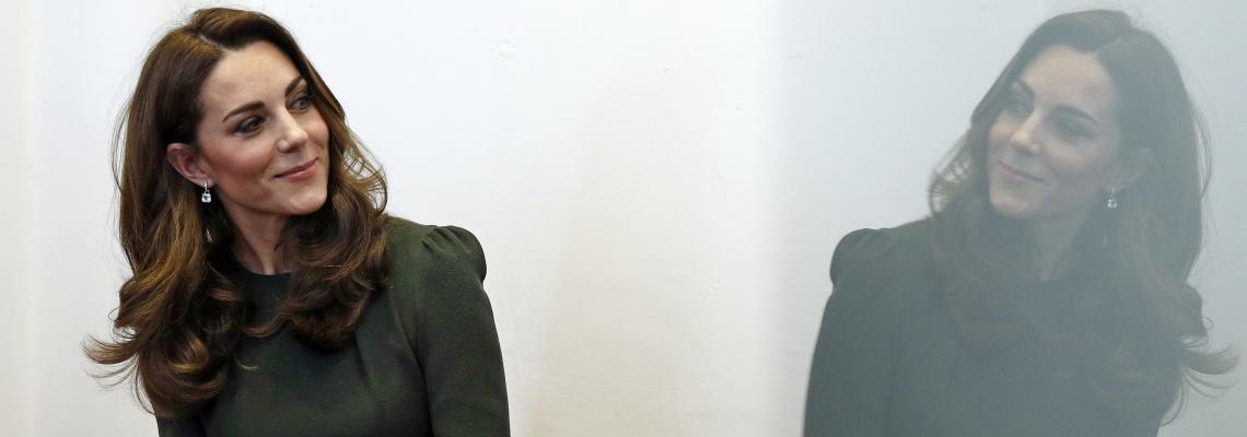 Зеленото й отива: Кейт Мидълтън, 25+ пъти в нюансите на този цвят