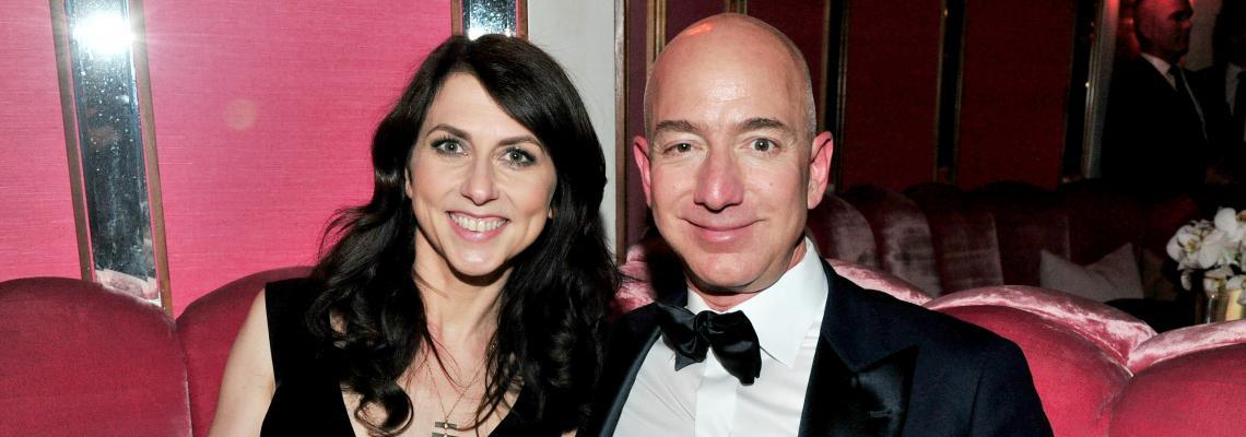 Чудната страна на разводите: бившата съпруга на Безос е най-богатата жена в света
