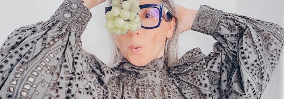 Представяме звездата на TikTok - Карина Вигиер, 51