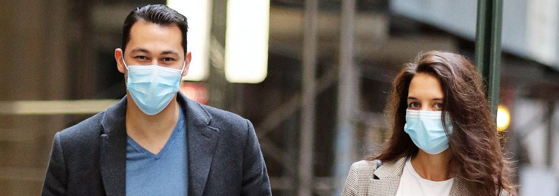 Обичта на известните: Кейти Холмс и 8 години по-младото гадже