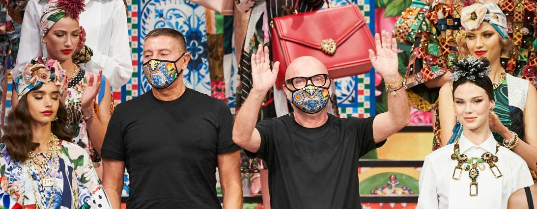 Dolce & Gabbanna, Spring 2021 READY-TO-WEAR
